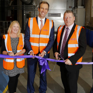 Centrica Business Solutions and St George's Hospital unveil new energy centre