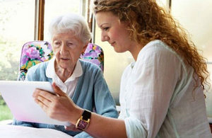 £4.8m available to scale up local digital adult social care projects