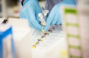 £32 million competition launched for AMR research