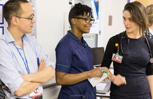 NHS Staff: Levels of abuse still high yet morale has improved?