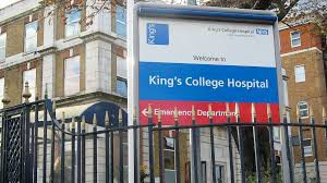 King's Radiologist uses AI to better diagnose lung condition
