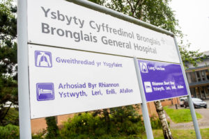 NHS Wales announces funding for MRI scanner at Bronglais