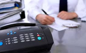 Health and Social Care Secretary bans fax machines in NHS