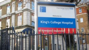 New interim Chair for King's College Hospital NHS Foundation Trust announced