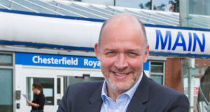 York Teaching Hospital welcomes new Chief Exec