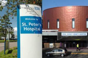 St Peter's Hospital completes land sale