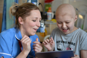 New App supports child patients at The Christie