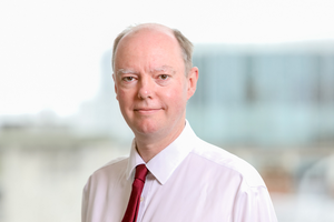 New chief medical officer appointed