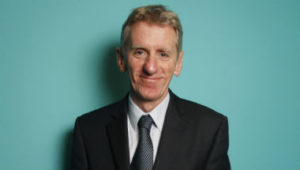 Sir Andrew Dillon to stand down as NICE chief executive