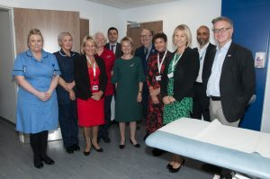 The £4m new Bolton Centre for Urology officially opens
