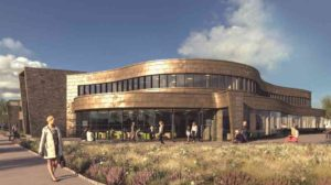 Planning application for £23m The Christie at Macclesfield submitted
