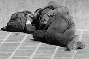 Towns with high rates of homelessness are set for investment