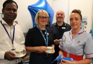 Barking, Havering and Redbridge launch blue wristband trial for dementia patients
