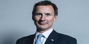 Jeremy Hunt MP elected Chair of Health and Social Care Committee