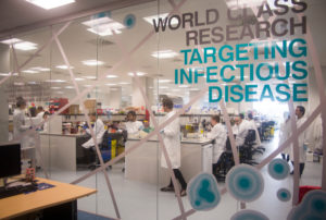University of Liverpool awarded £8m for health protection research on infections