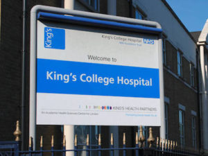 King's College creates Deputy Group Chief Executive role and Site CEO
