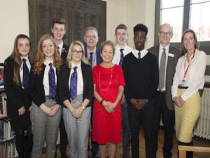 Doncaster teaching hospital enters partnership with local school creating England's first 'Foundation School in Health'