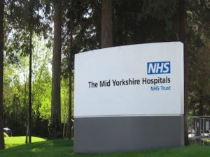 The Mid Yorkshire Hospitals NHS Trust: CEO gives statement to clear up misconceptions surrounding PPE