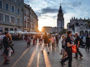 Lockdown exit strategies for European countries