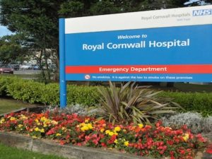 Portfolio of studies grows for Royal Cornwall NHS Trust Covid-19 research team