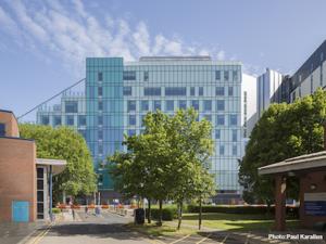 Clatterbridge Cancer Centre opens in Liverpool