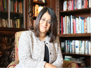 Sharmila Nebhrajani takes up her new position as Chairman of NICE