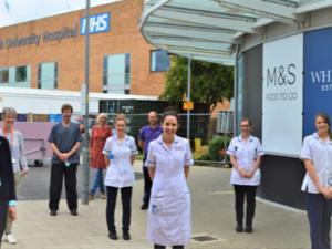 Nursing apprenticeship receives cash injection of £172m