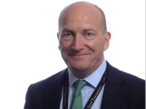 CEO Series: Nick Hulme, Chief Executive of East Suffolk & North Essex NHS Foundation Trust
