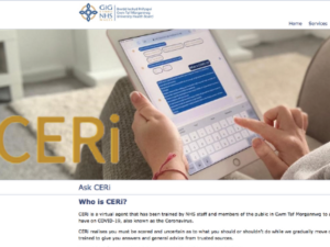NHS Wales Health Board to launch virtual assistant