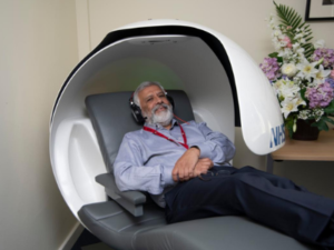 Epsom and St Helier introduces rest pods