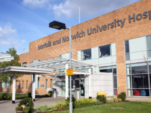 Norfolk and Norwich University Hospital expands robotic assisted surgery