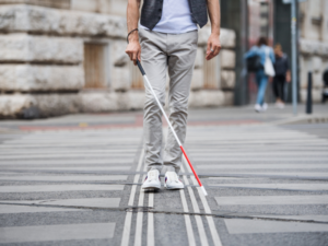 Latest figures on registered blind and partially sighted released