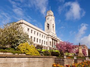 Barnsley Hospital opens new children's emergency department