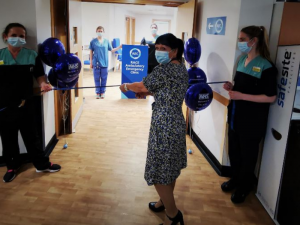 Dorset launches new  nurse-led hospital clinic for older patients