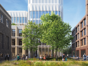 Construction starts on £17m UCL building for neuroscience research