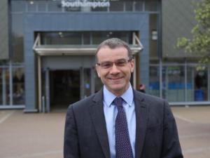 New Chief Executive joins University Southampton Hospital FT