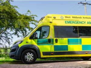 Work begins on West Midlands Ambulance Trust's new hub