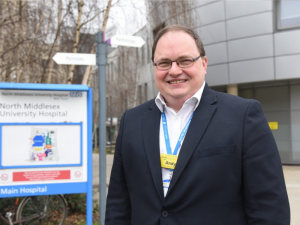 New managing director for University Hospitals Sussex NHS FT