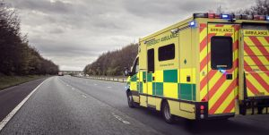 Body cameras delivered to ambulance staff