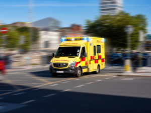 Ambulance leaders release report on the role of the sector in transforming services