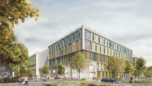 New designs for Cambridge Children's Hospital published