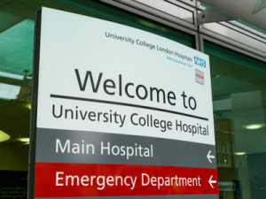 University College London Hospitals declares climate emergency