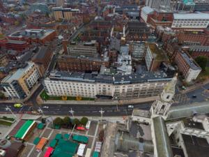 Leeds Teaching Hospitals  concept designs for new hospital buildings
