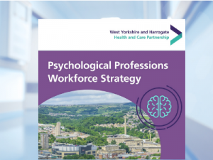 West Yorkshire and Harrogate HCP publishes strategy on psychological professions workforce